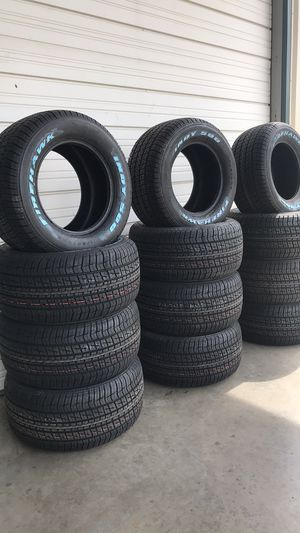 295 50 15⚡️4 NeW TireS= Firestone ✨2 years warranty ⚡️BiG SALE for Sale in Arlington, TX