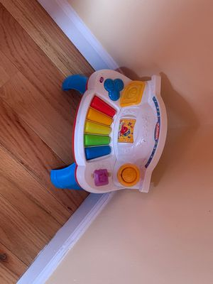 Play school piano toys for kids for Sale in Newark, NJ