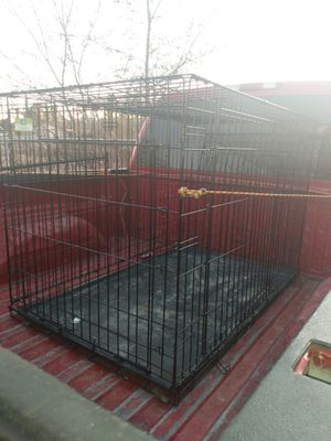 Extra large dog kennel/new for Sale in Victorville, CA
