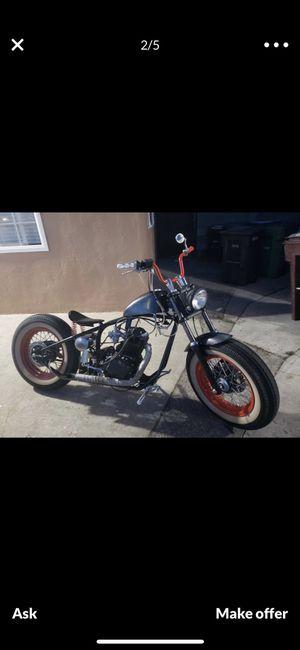 custom kicker 5150 bobber 200cc , brand new for Sale in San Ramon, CA