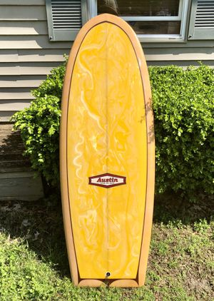 "Austin Surfboards Fiberglass Paipo/Bodyboard 5'2"" for Sale in Virginia Beach, VA"