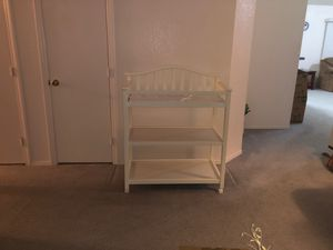 Graco baby changing table for Sale in Mesa, AZ