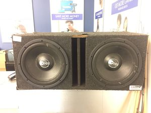 DJL Pops subs for Sale in Algonquin, IL