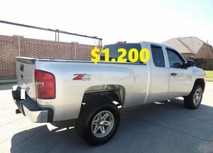 🔑🔑URGENT For sale 🔑🔑2011 Chevrolet Silverado🔑🔑 Truck is really clean 🔑Price$1.200🔑🔑 for Sale in Tulsa, OK