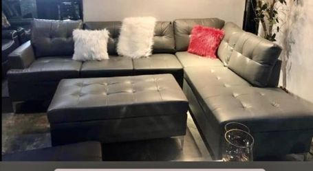 Beautiful FURNITURE! Available! 😃🖤 ready to deliver 🚚🏠 BRAND NEW FROM WAREHOUSE for Sale in Orlando,  FL