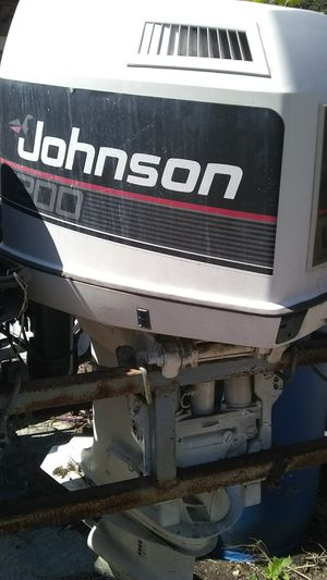 1988 Johnson outboard motor 200 hp for Sale in Pinecrest, FL