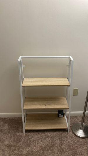 White/ beige shelves for Sale in Washington, DC