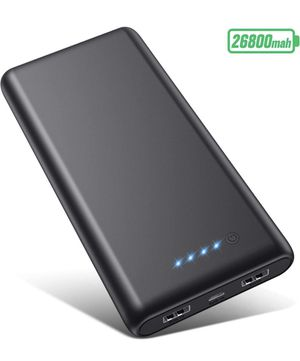 Portable Charger Power Bank 26800mah for Sale in Rowland Heights, CA