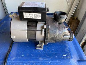 Hot tub pump motot for Sale in Tarpon Springs, FL
