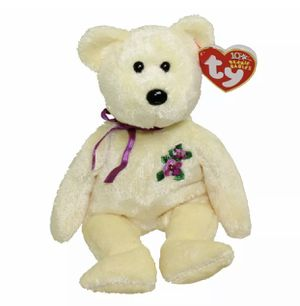 TY Beanie Baby - MOTHER the Bear (8.5 inch) - MWMTs Stuffed Animal Toy for Sale in Aliquippa, PA