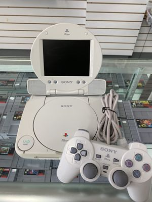 PlayStation with LCD $120 Gamehogs 11am-7pm for Sale in East Los Angeles, CA