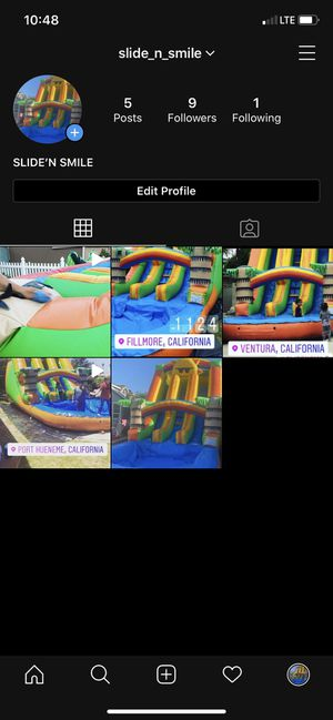 Water slides for Sale in Oxnard, CA