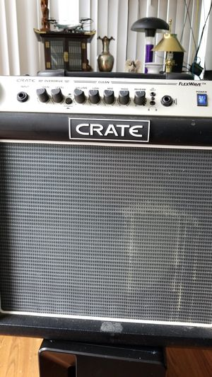 Crate FlexWave 15r Amp with 12 inch speaker for Sale in Oxon Hill, MD