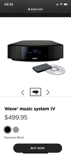 Bose Wave Radio system for Sale in Denver, CO