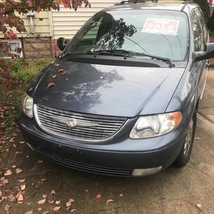2002 Chrysler Town & Country for Sale in West New York, NJ