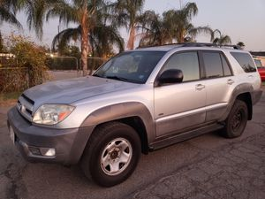 Toyota 4RUNNER for Sale in Colton, CA