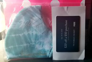 Victoria secret mask and card for Sale in Fresno, CA