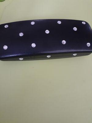 Custom bedazzled eyeglasses/sunglasses case for Sale in Buffalo, NY