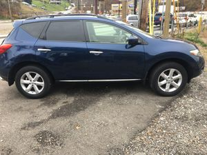 09 Nissan Murano for Sale in Pittsburgh, PA
