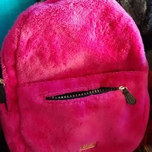Luv Betsey Back Pack Pink Fur for Sale in San Pablo, CA