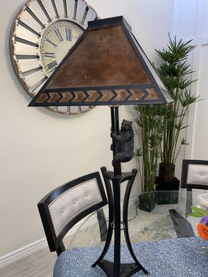 Rustic table lamp for Sale in San Diego, CA