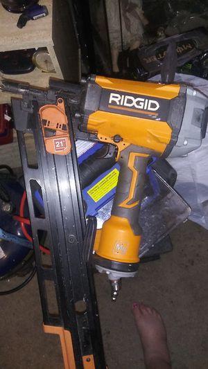 Ridgid for Sale in Tacoma, WA