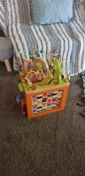 Melissa and Doug wooden toy for Sale in Salisbury, MD