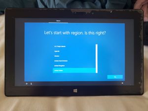 Surface pro 2 with charger, pen, type cover, and c as se for Sale in Maplewood, NJ