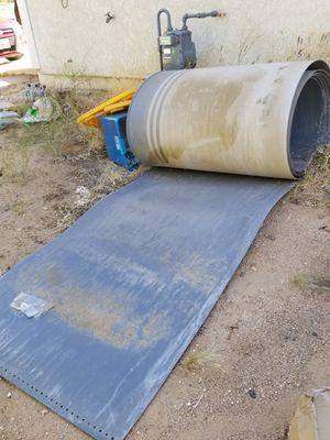 **FREE** Heavy duty plastic, vinyl pool body for Sale in Hesperia, CA