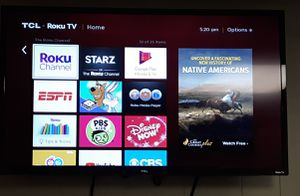 32 inch smart tv with remote for Sale in Midlothian, VA