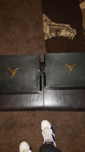 Jordan, Nike and Adidas shoe boxes for Sale in Columbus, OH
