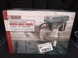 Bench top drill press. for Sale in Edmond, OK