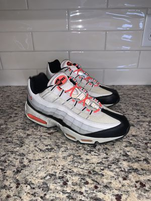 "Air Max '95 Rebel Pack ""Hot Lava"" 11.5 for Sale in Georgetown, KY"