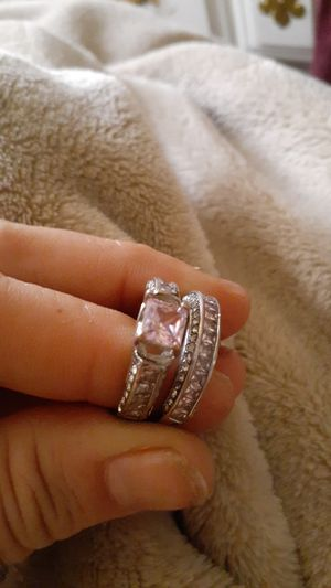 925 pink ice set for Sale in KIMBERLIN HGT, TN