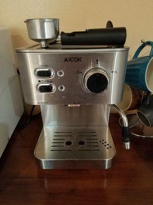 Aicok espresso machine for Sale in Hillsboro, OR