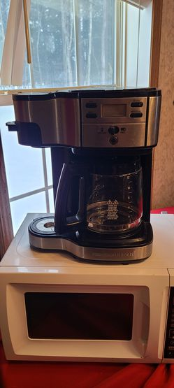 Double coffee maker for Sale in Greenwich,  NY