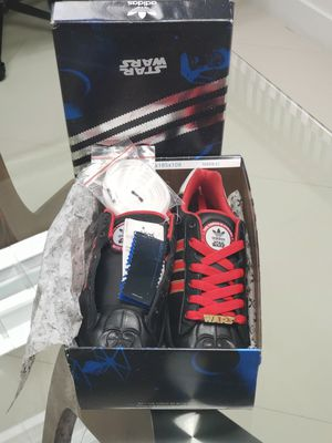 Limited Edition Adidas Star Wars Ultra Star Darth Vader Size 8 Brand New Never Used for Sale in Miami, FL