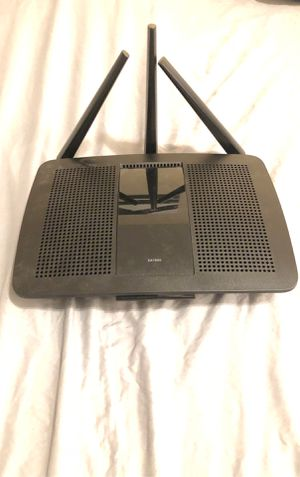 Linksys MAX-STREAM AC1900 Dual-Band Router for Sale in Minneapolis, MN