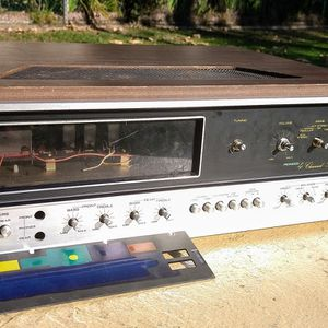 Vintage Quad Receiver (Non Working, For Parts) for Sale in Long Beach, CA