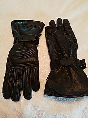Harley Davidson womans motorcycle gloves for Sale in Toms River, NJ