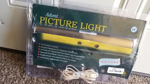 advent picture light for Sale in San Diego, CA