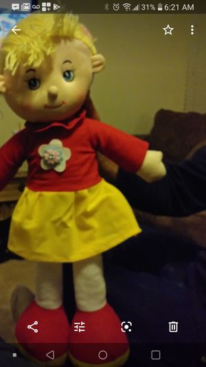 Tall Rag Doll for Sale in Humble, TX