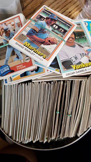 Old baseball cards for Sale in Novato, CA