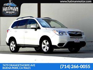 2015 Subaru Forester for Sale in Buena Park, CA