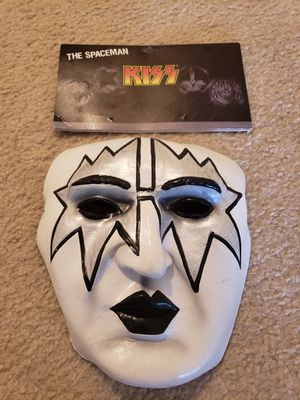 Ace Frehley kiss Halloween Mask for Sale in Houston, TX