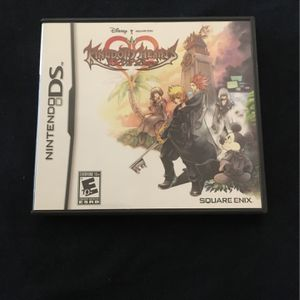Kingdom Hearts 358/2 Days Nintendo DS for Sale in Pawtucket, RI