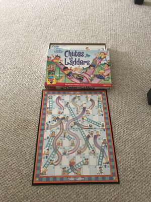 Chutes and ladders game for Sale in Clarksville, MD