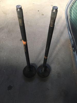 82 92 camaro firebird 10 bolt axles for Sale in Chicago, IL