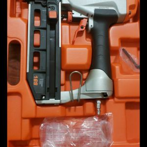 Pneumatic 16-Gauge Straight Finish Nailer PASLODE for Sale in Laurel, MD