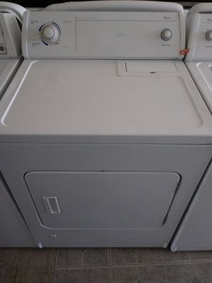 WHIRLPOOL TOPLOAD WASHER AND GAS DRYER for Sale in Las Vegas, NV